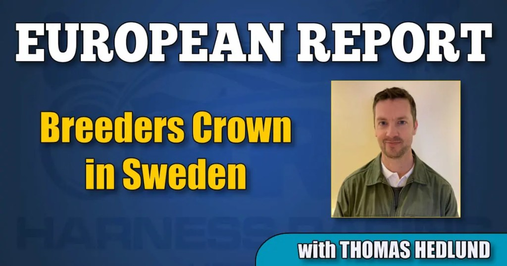 Breeders Crown in Sweden