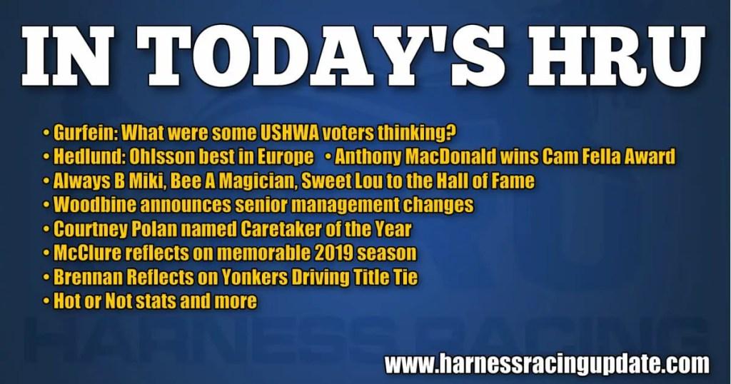 Guru: What were some USHWA voters thinking?