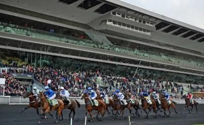 Gerard Forni | The $732,000 Prix de Cornulier is the biggest monté race in the world.