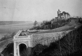 Billings mansion