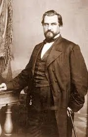 Former California governor Leland Standford founded Stanford University and also changed the standardbred breed for the better.