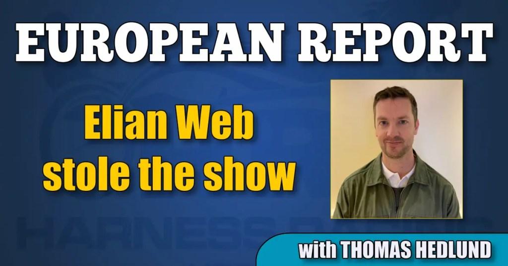Elian Web stole the show