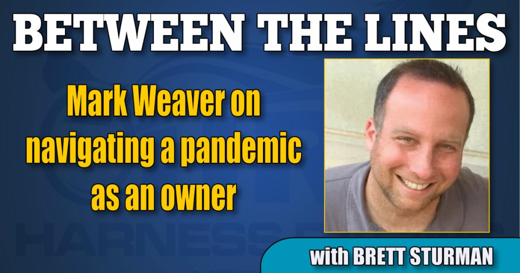 Mark Weaver on navigating a pandemic as an owner