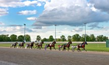 Brad Conrad | The return of harness racing was positively heavenly Friday at Scioto Downs, the first North American standardbred track to re-open after the COVID-19 shutdown.