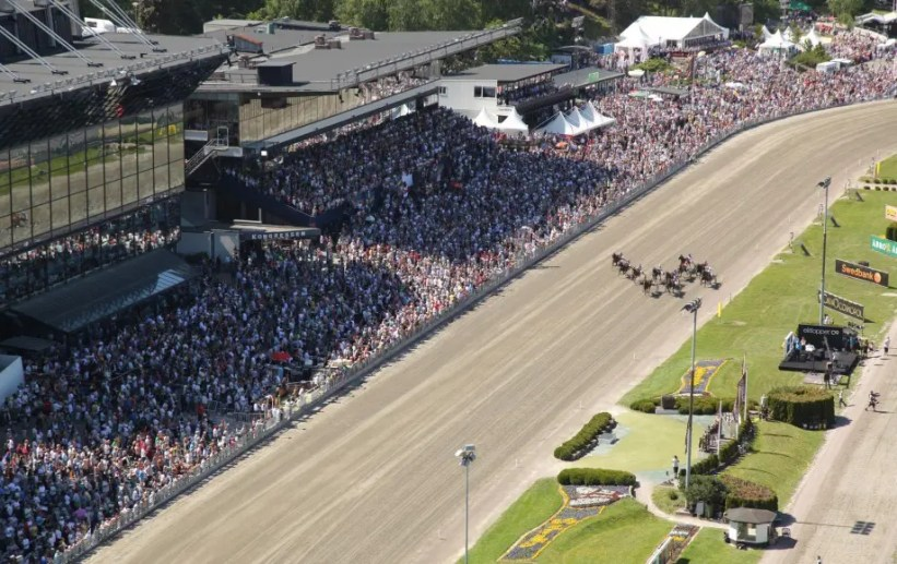 Kanal75 | For the first time in its rich, long, popular history, Solvalla Racetrack will present today's Elitloppet without spectators.