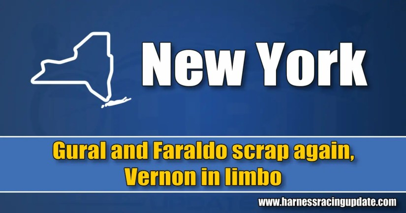 Gural and Faraldo scrap again, Vernon in limbo