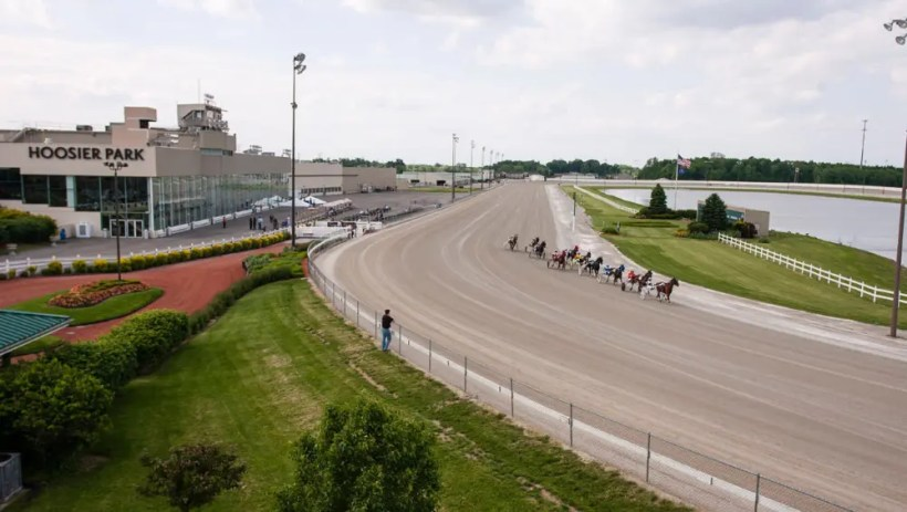 Dave Landry | Harrah's Hoosier Park opens its 2020 live racing season on Tuesday.