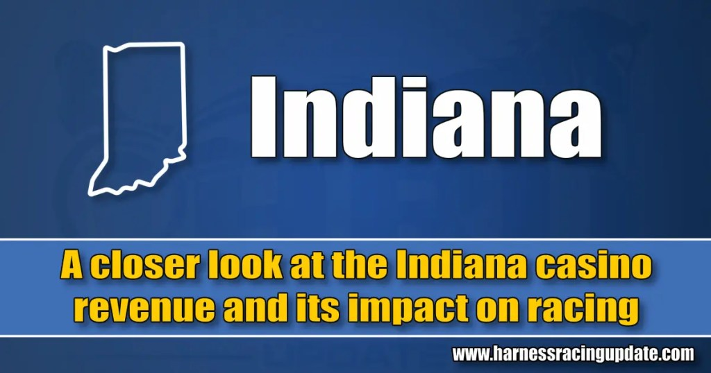 A closer look at the Indiana casino revenue and its impact on racing