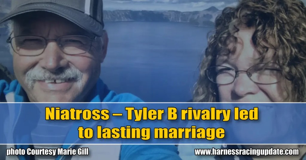 Niatross – Tyler B rivalry led to lasting marriage