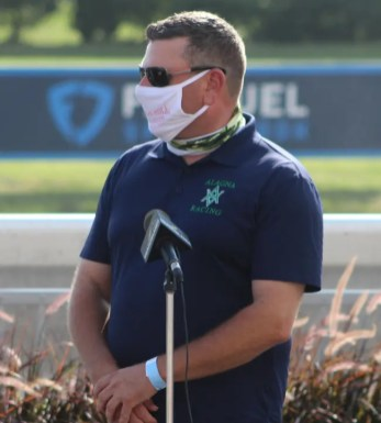 Raymond Lance   Trainer Tony Alagna is the first American-born trainer in seven years to win the Hambletonian.