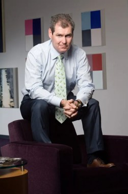Dave Landry | Clay Horner, the former chairman of Osler, Hoskin and Harcourt law firm (shown in 2006), has been ranked as one of the 10 best mergers and acquisitions lawyers in the world.