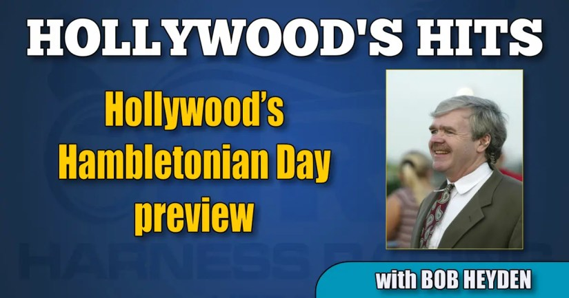 Hollywood's Hambletonian Day preview