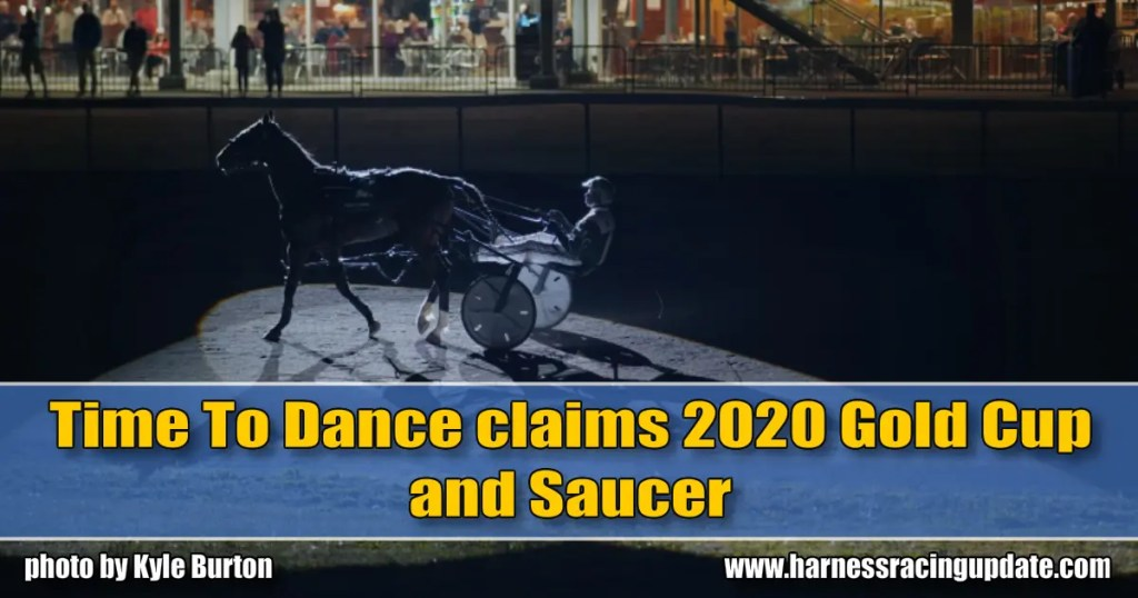 Time To Dance claims 2020 Gold Cup and Saucer
