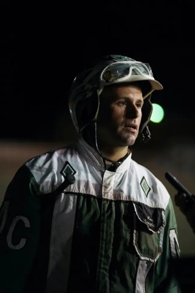 Kyle Burton | Marc Campbell won his third Gold Cup & Saucer as a driver and first as a trainer.