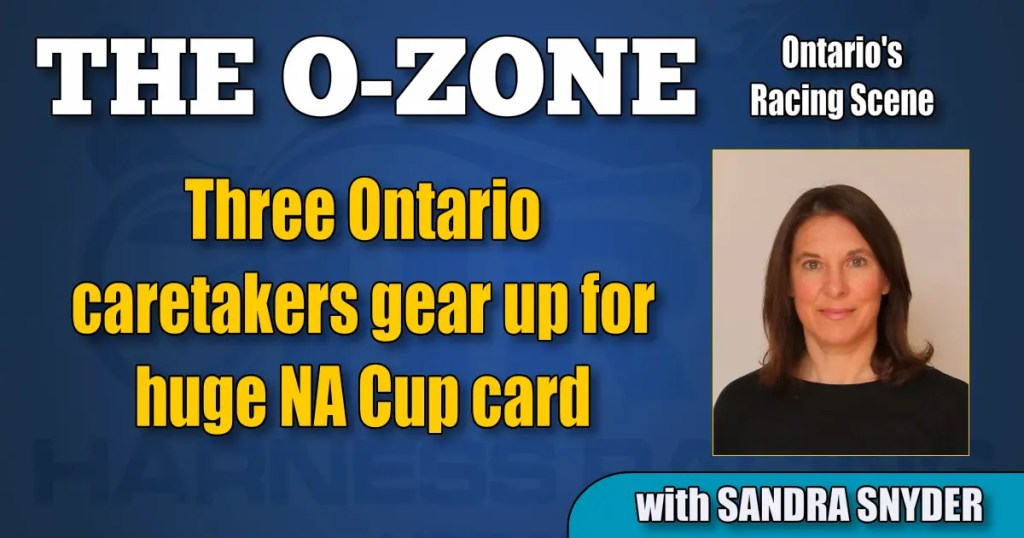 Three Ontario caretakers gear up for huge NA Cup card