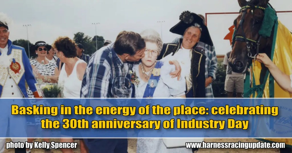 Basking in the energy of the place: celebrating the 30th anniversary of Industry Day