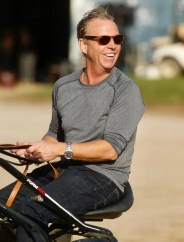 Dave Landry | Multiple harness racing Hall of Famer Jimmy Takter is making the jump to thoroughbred racing.