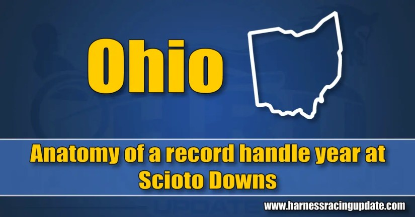 Anatomy of a record handle year at Scioto Downs