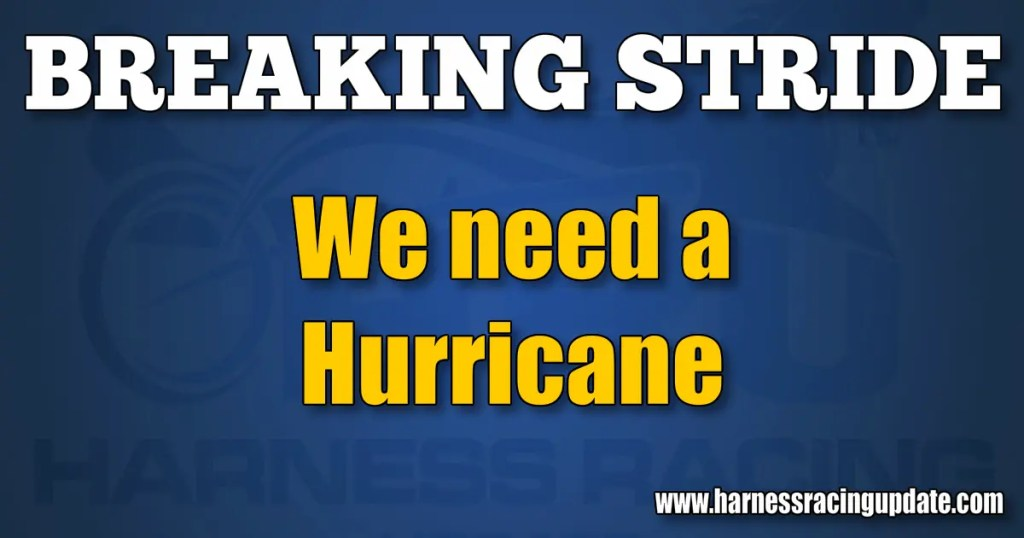 We need a Hurricane