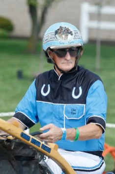 "Dave Landry | Trainer Chris Ryder said taking on the boys with Party Girl Hill, ""creates a little pizzazz and something a little bit different and is a chance for her to stamp herself as the number one horse in harness racing."""