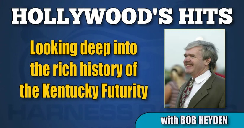 Looking deep into the rich history of the Kentucky Futurity