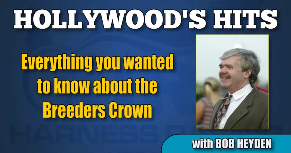 Everything you wanted to know about the Breeders Crown
