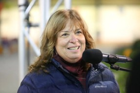 Dean Gillette | Lady Chaos provided the seventh Breeders Crown victory for trainer Linda Toscano.