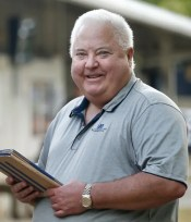 Dave Landry | Scouting yearlings at the Lexington Selected Yearling Sale.