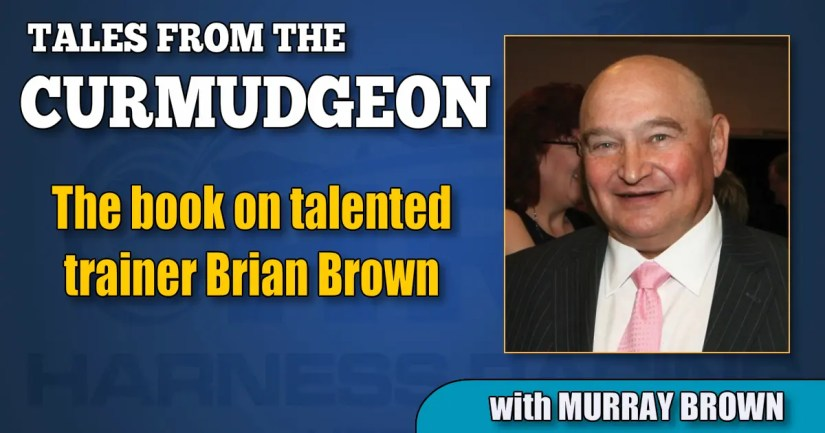 The book on talented trainer Brian Brown