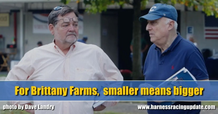 For Brittany Farms, smaller means bigger