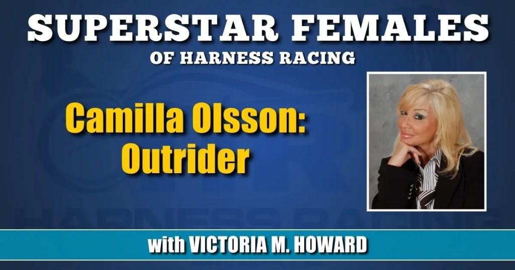Camilla Olsson – Outrider