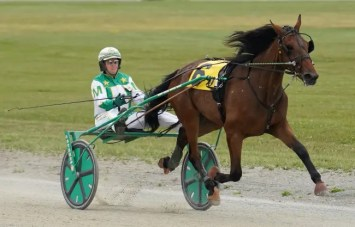 Kyle Burton | MacDonald (above) trails only Bea Farber in terms of career wins by a female driver in North America.