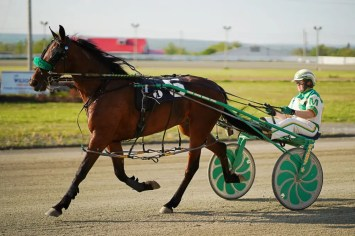 Kyle Burton | Clare MacDonald, one of just three female drivers in North America with more than 1,000 career wins, is closing in on 1,500 victories.