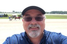 Courtesy Garnet Barnsdale   Garnet Barnsdale won the Media Excellence Award for Outstanding Written Work for his tribute to the late Bill Galvin published in Harness Racing Update.