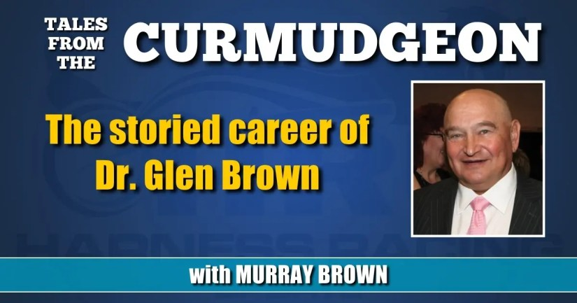 The storied career of Dr. Glen Brown