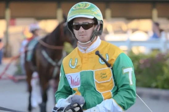 Dean Gillette | When Harrah's Hoosier Park opens its 2021 season in two weeks, Trace Tetrick will be gunning for his 6,000th career win and eighth straight track driving title.