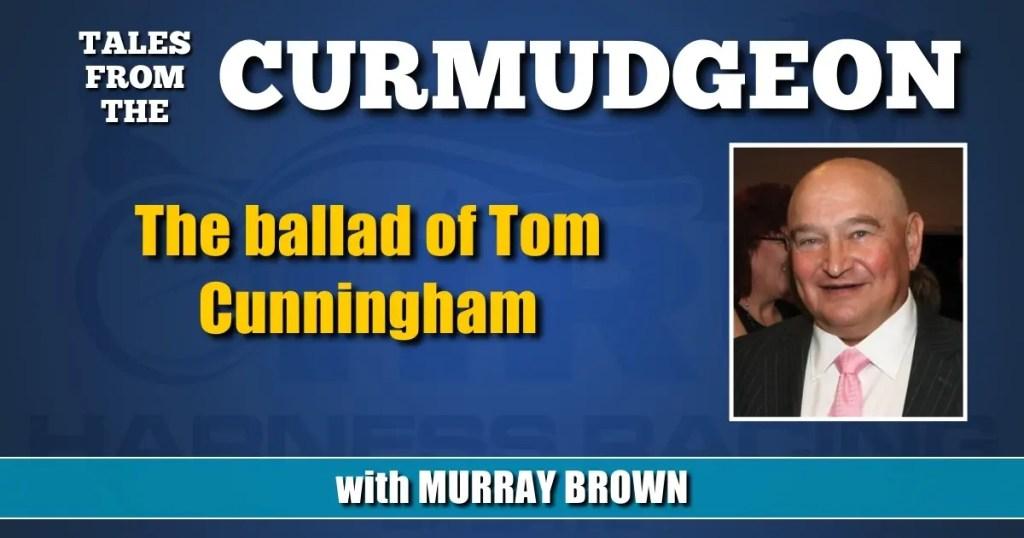 The ballad of Tom Cunningham