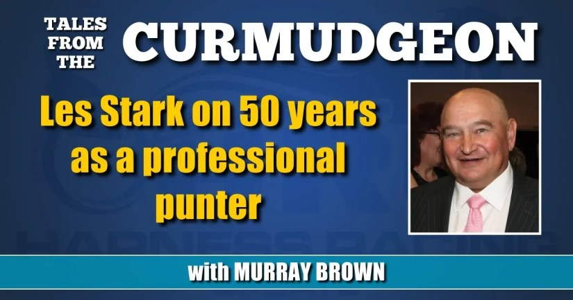Les Stark on 50 years as a professional punter