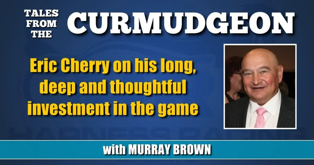 Eric Cherry on his long, deep and thoughtful investment in the game