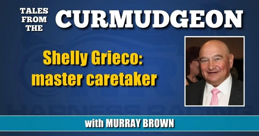 Shelly Grieco: master caretaker