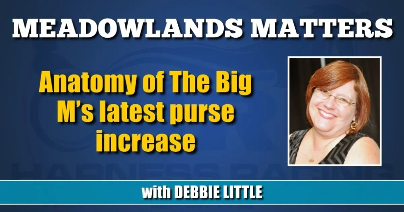 Anatomy of The Big M's latest purse increase