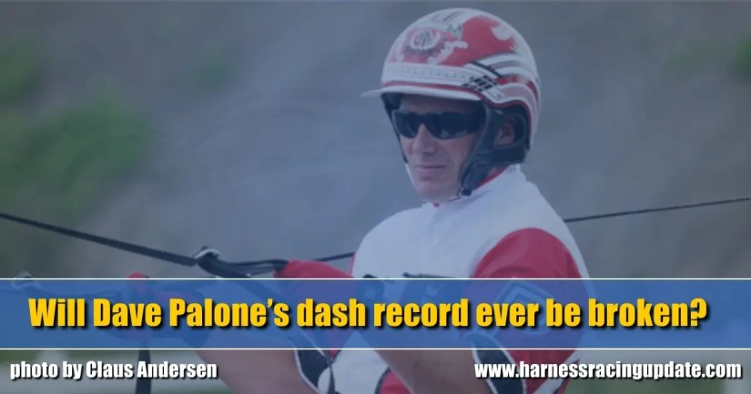 Will Dave Palone's dash record ever be broken?