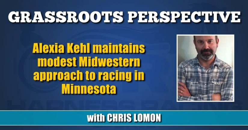 Alexia Kehl maintains modest Midwestern approach to racing in Minnesota