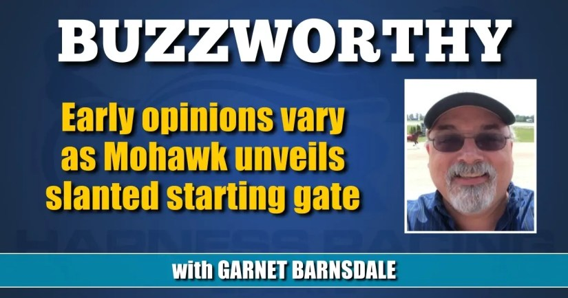 Early opinions vary as Mohawk unveils slanted starting gate