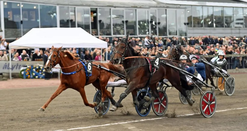Gerard Forni Ivensong (David Thomain) pulled off the upset in the $115,000 European Championship for 3-year-olds.