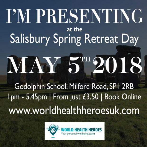 Spring Retreat presenting