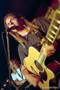 Just Jinjer, Roxy Rhythm Bar, Melville Johannesburg, 1998