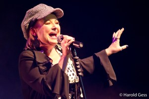 Claire Johnston, Mango Groove, Grahamstown 2012