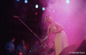 Claire Johnston, Mango Groove, Johannesburg, 1994