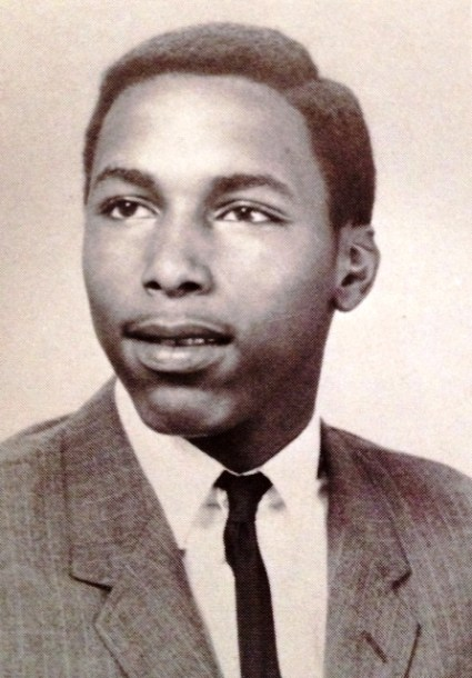 """Kenneth Nixon a three year letterman in basketball at Lanier High went on to become one of the first black basketball players at Mercer University. His youngest brother, Norman """"Norm"""" Nixon played professionally with the Lakers and Clippers."""